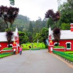 ooty botinical garden entrance fees