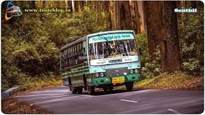 Coimbatore to ooty bus charges