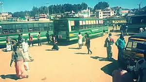 ooty bus stand Taxi