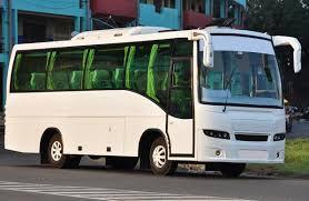 ooty coach rental