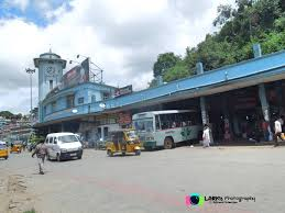 coonoor bus stand travels