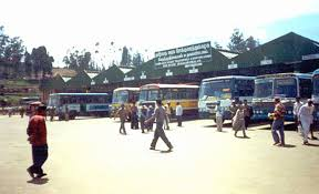 ooty bus stand cab service