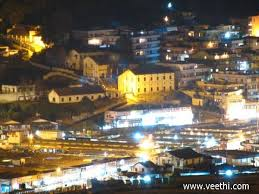 ooty city cab service