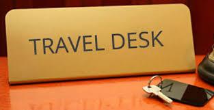 travel desk in ooty hotel