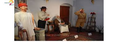 Wax World Museum near Ooty